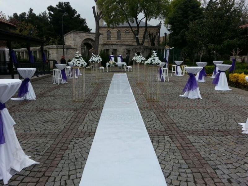 Düğün Kokteyli Süsleme