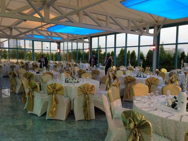 Düğün Organizasyonu Süslemesi