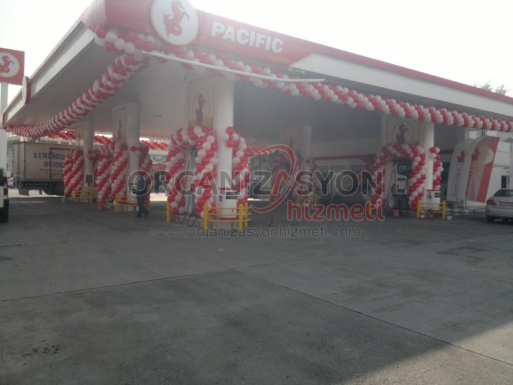 Benzin İstasyonu Açılış Organizasyonu