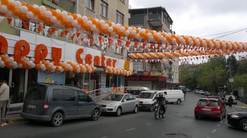 Market Açılışı
