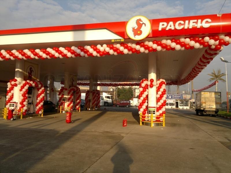 Petrol istasyonu Açılışı Organizasyonu