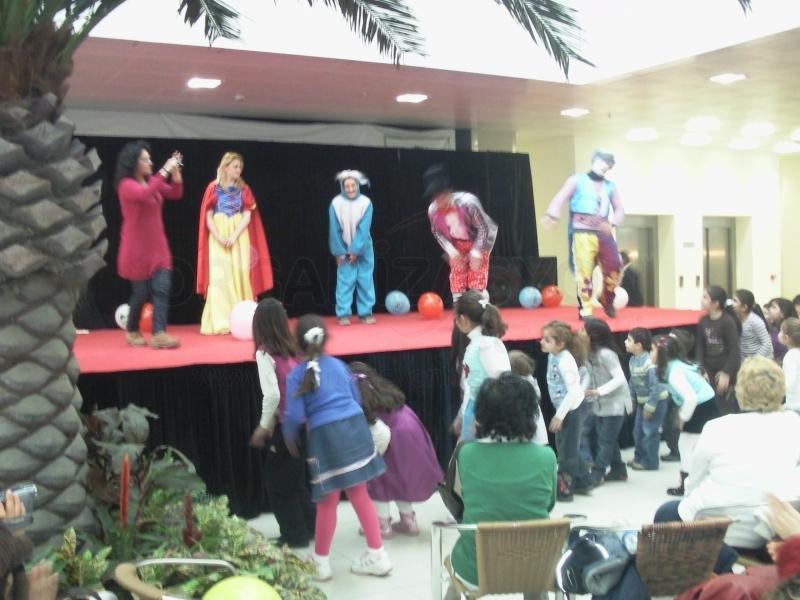 Çocuk Tiyatrosu Gösterileri