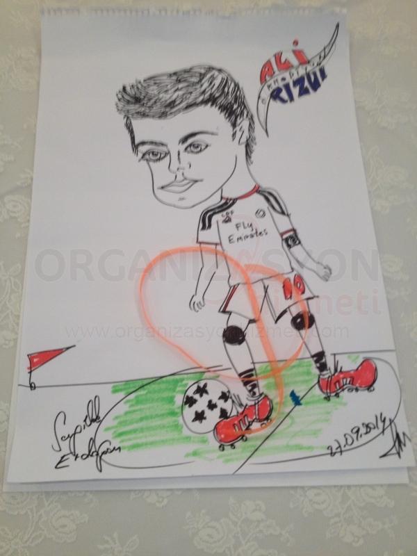 Karikatür Çizimi