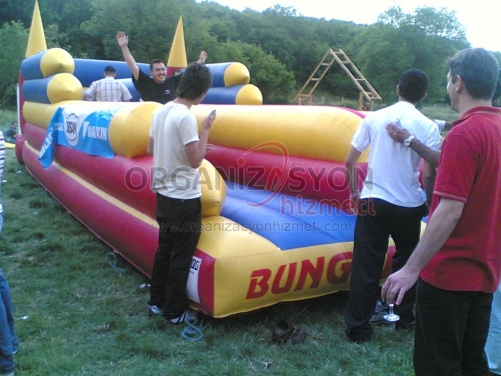 Bungee Run Parkuru