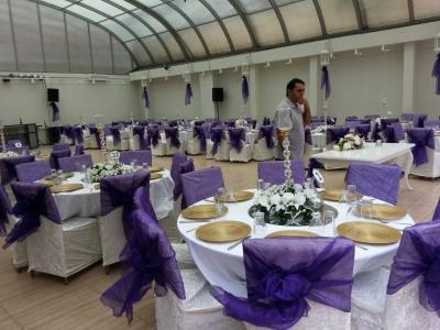 Düğün Organizasyonu Süslemeleri