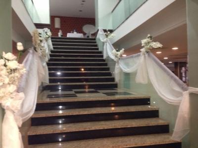 Düğün Süslemeleri Giriş Süsleme