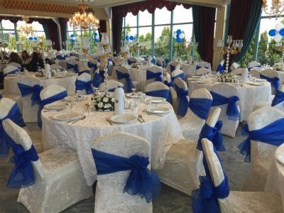 sünnet düğünü masa sandalye süsleme