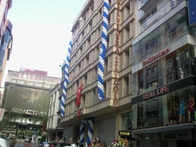 Otel Açılışı Organizasyonu