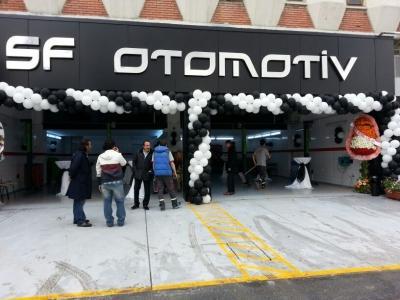 Otomotiv Bayii Açılış Organizasyonu