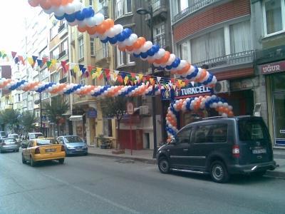 Turkcell Bayii Açılışı Organizasyonu