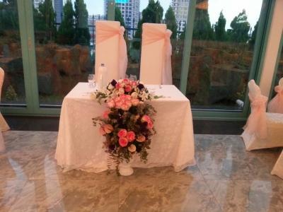 Nişan Masası süsleme