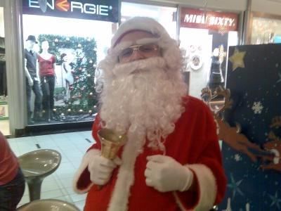 Noel Baba Gösterisi