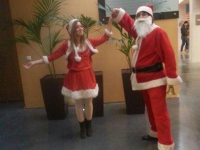 Noel Baba Noel Anne Animasyon