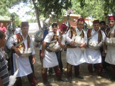 Osmanlı şerbetçisi