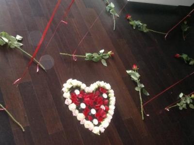 Sevgililer günü organizasyonları