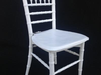 Beyaz tiffany sandalye kiralama