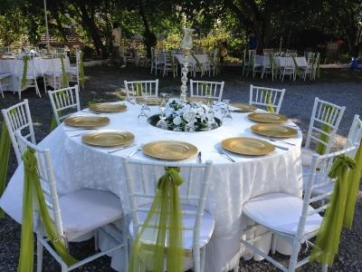 Masa örtüsü kiralama