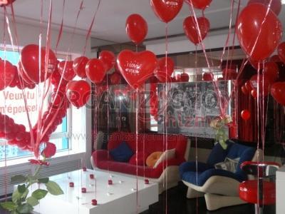 Kalpli Balon Süsleme