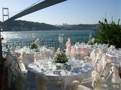 Düğün Şamdan Süsleme