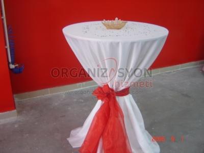 Kokteyl Masası (Bistro Masa)